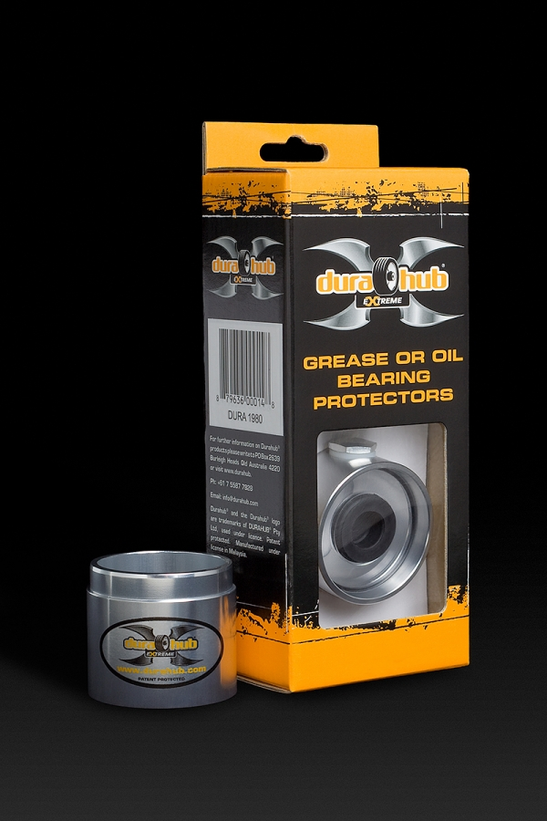 Durahub Grease or Oil Bearing Protectors